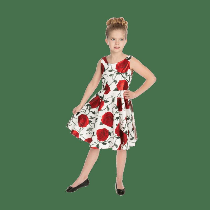 biele-dievcenske-saty-na-svadbu-vintage-stri-cervene-ruze-leskla-latka