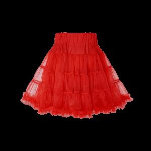 Detská spodnička pod šaty červená