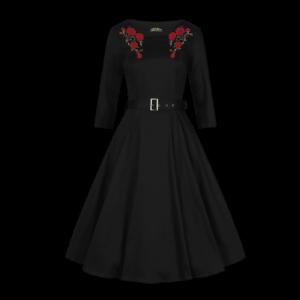 Elegantné swingové šaty Mon Amour