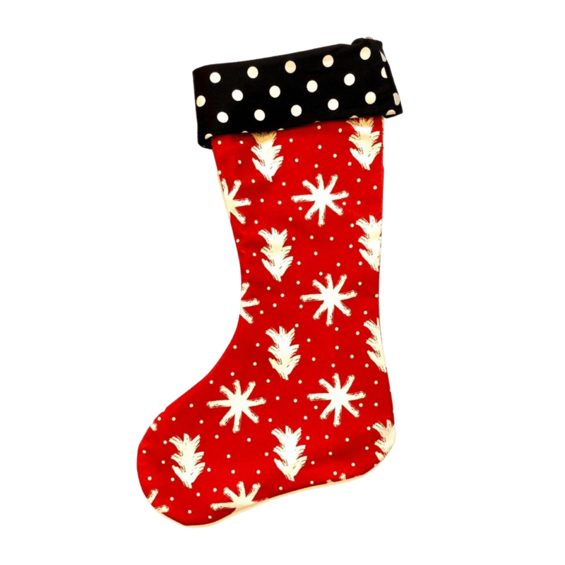 mikulasska-ponozka-na-vianoce-retro-cervena