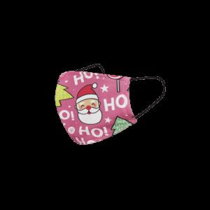 Rúško na Vianoce Ho, Ho, Ho
