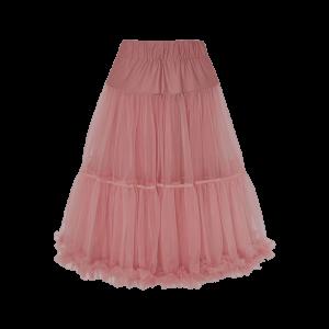 Spodnička pod šaty ružová 65cm