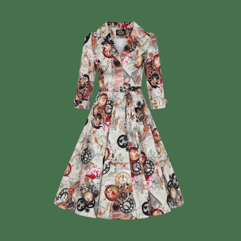 saty-vintage-styl-zaujimava-latka-potlac-noviny