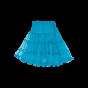 Detská spodnička pod šaty svetlo modrá