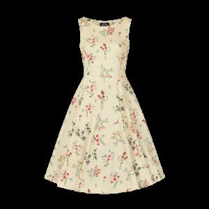 Detské šaty rozkvitnutá lúka
