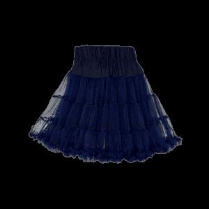 Detská spodnička pod šaty modrá