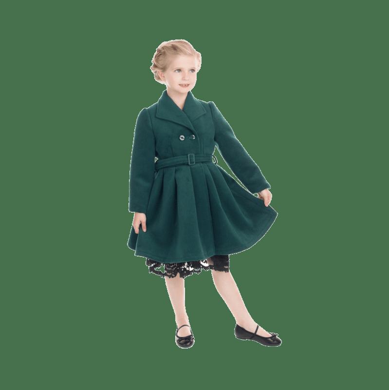 detsky-kabat-na-zimu-zeleny