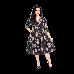 Retro šaty Marietta