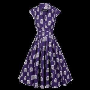 Vintage šaty Eva boy tears