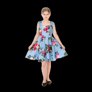 Dievčenské vintage šaty Jolene