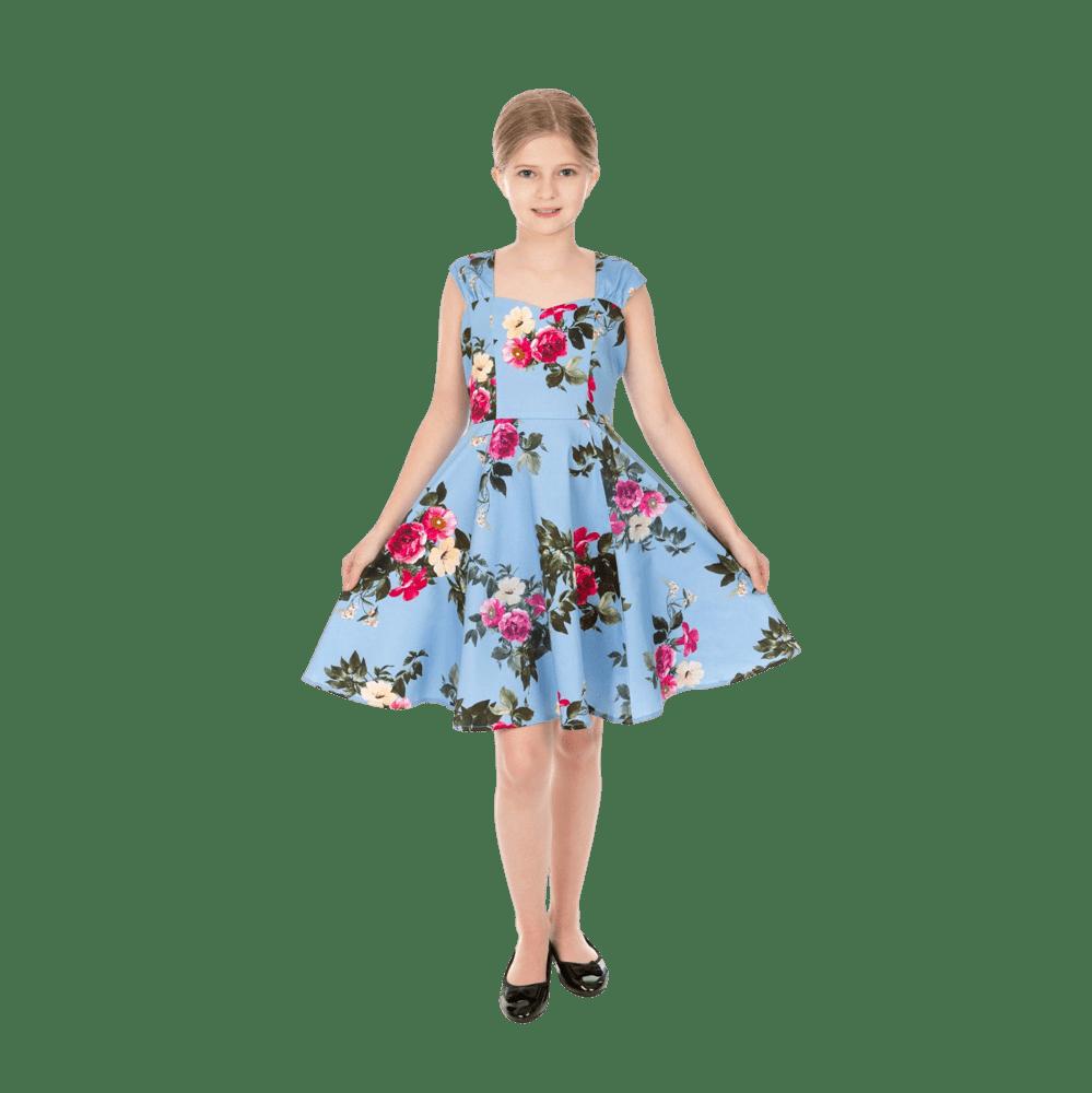 dievcenske-vintage-saty-modre-na-svadbu-jolene