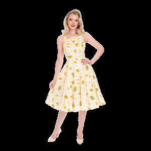 Ovocné letné šaty Marianne