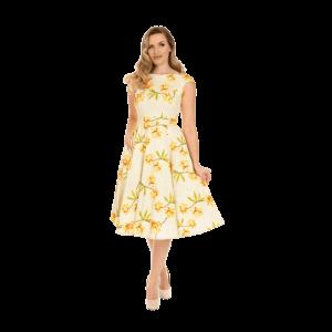 Oslnivé šaty Ivon