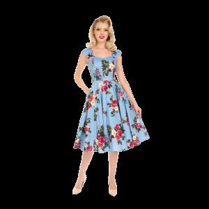 Romantické vintage šaty Jolene