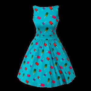 Retro šaty Abby Lollies