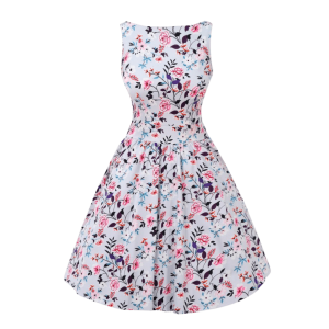 Retro šaty Abby Skylark