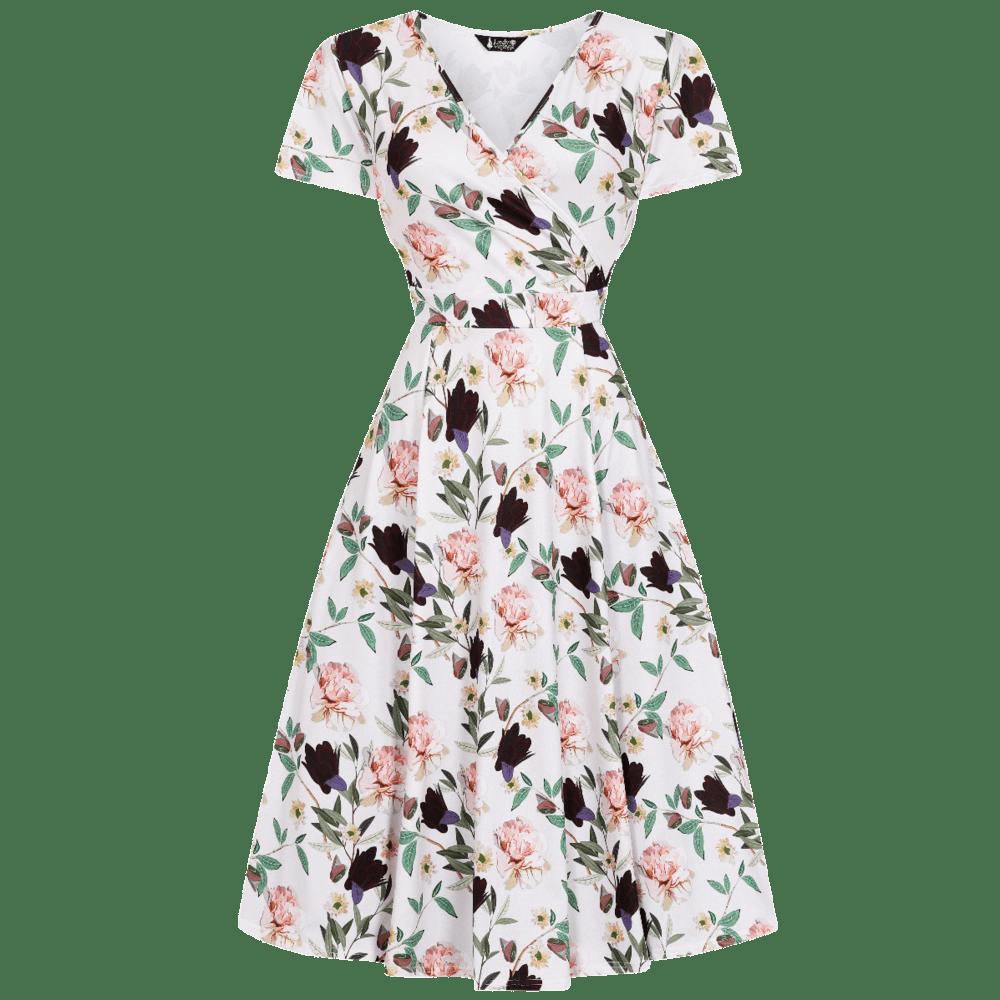 saty-biele-kvety-rukavy-lyra-pastelova-zahrada