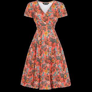 Šaty Lyra tropická vášeň