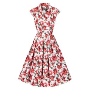 Šaty Eva dokonalé ruže